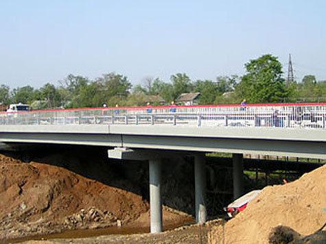 строительство инвесторы мост река чигири